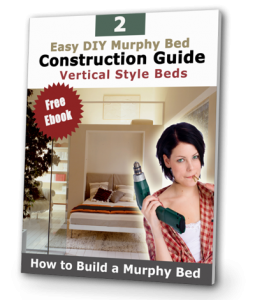 murphy bed construction ebook cover