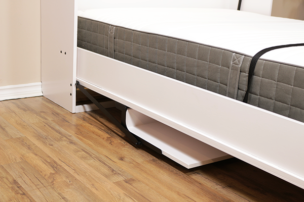 wall bed desk weight capacity and clearance