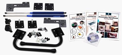 Murphy Bed Hardware Kit Diy Crafting