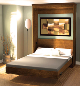 if you are wal bed set up in room - Designer Wall Beds